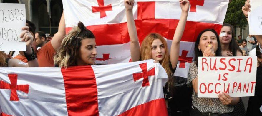 Վրաստանի երազանքը վերածվեց մղձավանջի