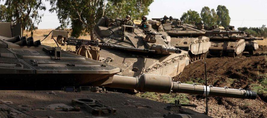 Իրանը ձգում է մկանները. Տարածաշրջանային հակամարտության մեջ է մտնում Իսրայելը
