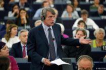 Եվրոպական խորհրդարանը նոր նախագահ է ընտրել իտալացի Դավիթ-Մարիա Սասոլիին