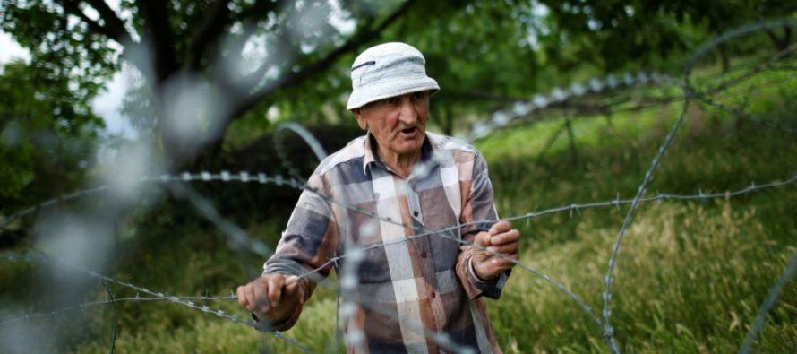 Վրացիները անջատված շրջանների սահմանային բնակավայրերում տեսնում են կյանքի որակի անկում