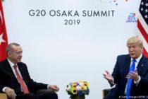 Թուրքիայի նախագահ Էրդողան. «Թրամփը հավաստիացրել է, որ ռուսական S-400 հրթիռային գործարքի դեպքում պատժամիջոցներ չեն հաստատվի