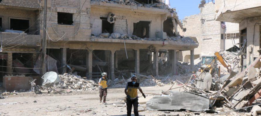 Ռուսաստանն ու Սիրիան Իդլիբում քաղաքացիական բնակչության դեմ օդային հարձակում են կատարել
