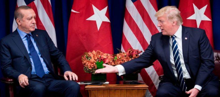 Թուրքիայի դեպ պատժամիջոցների կիրառման գործընթացում Թրամփի գործոնը մեծ խաղաթուղթ է
