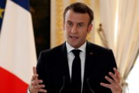 Մակրոնն Իրանից պարզաբանումներ է սպասում Ֆրանսիայի և Իրանի քաղաքացի ակադեմիկոսի ձերբակալության հարցով
