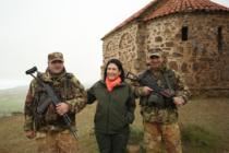 Վրաց-ադրբեջանական հարաբերությունները նորից լարվում են վանական համալիրի պատճառով