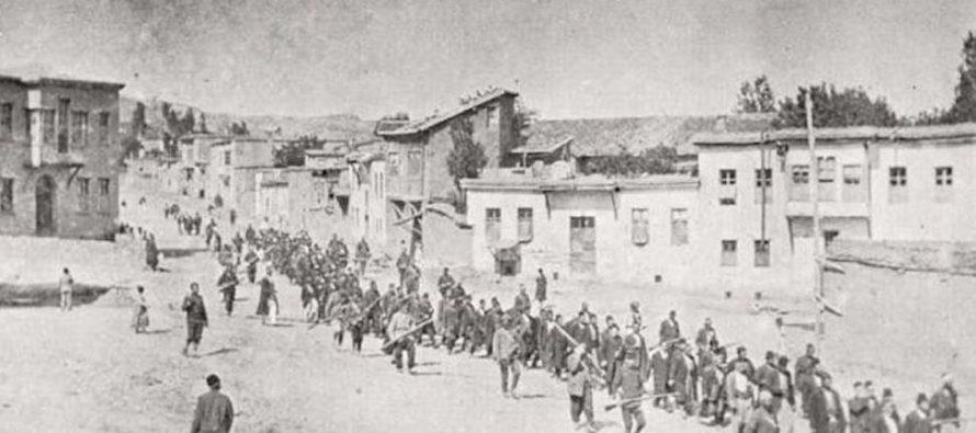 Պատմաբանը նոր փաստեր է բացահայտում հայերի ցեղասպանության մասին