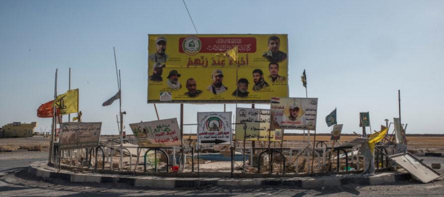 Իրանն ու Միացյալ Նահանգները պայքարում են Իրաքում