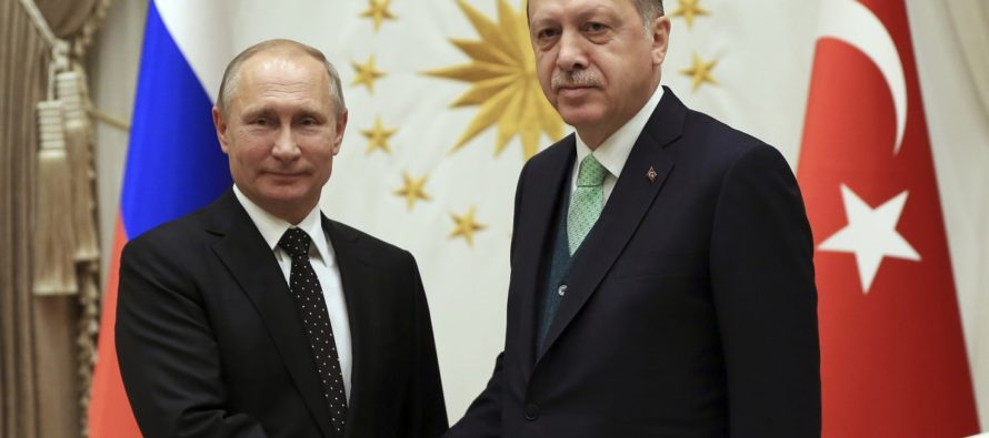 Ռուսաստանի արյունալի ուղերձը Թուրքիային