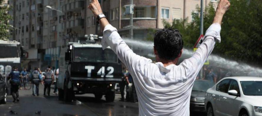 Թուրքիայում քրդամետ քաղաքապետերը հեռացվել են պաշտոնից