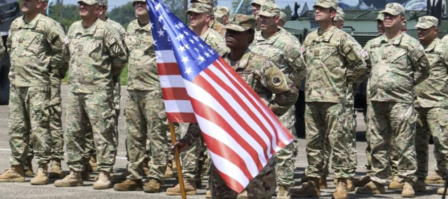 Ամերիկյան զորքերը Վրաստանում են Ռուսաստանի հետ լարվածության պայմաններում