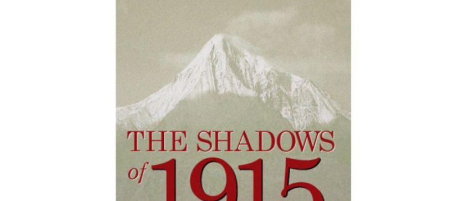 «1915-ի ստվերները»․ նոր վեպը հիմնված է Հայոց ցեղասպանության մասին պահպանված հիշողությունների վրա