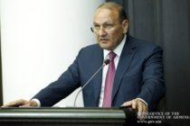 Հայաստանի «սուպեր նախարարը» ձերբակալվել է յուրացման համար