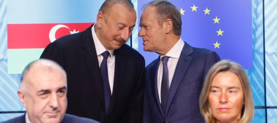 Եվրամիությունը դեռ հույս ունի Ադրբեջանի հետ նոր համաձայնագիրը ստորագրել մինչև նոյեմբեր