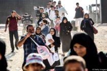 Թուրքիան ճնշում է սիրիացի փախստականներին