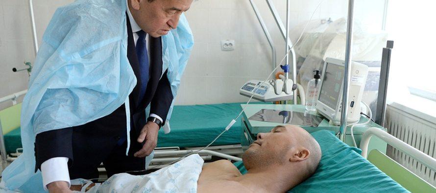 Տաջիկստանի և Ղրղզստանի միջև զինված բախումները չեն դադարում