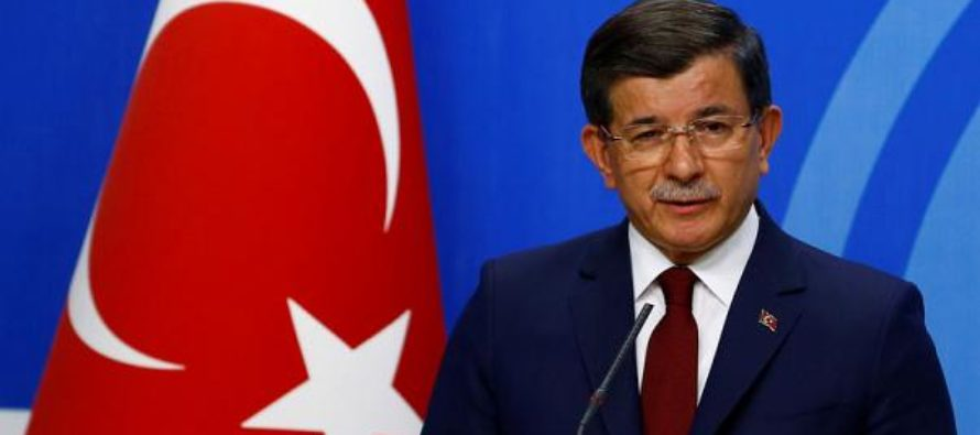 Թուրքիայի իշխող կուսակցությունից հեռացնում են նախկին վարչապետ Դավութօղլուին