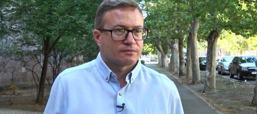 Ռուս ընդդիմադիր ակտիվիստը ապաստան է ստացել Հայաստանում