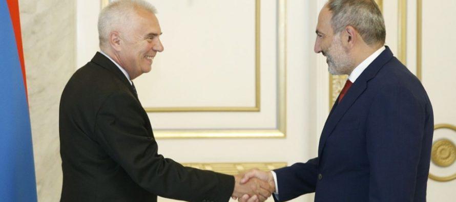 Պյոտր Սվիտալսկին բարձր է գնահատել Հայաստանում տեղի ունեցած բարեփոխումները