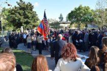 Ֆրեզնոյում Հայոց ցեղասպանության հուշարձանի հիմնարկեքին մասնակցել են հարյուրավոր մարդիկ