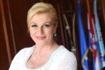 Կոլինդա Գրաբար-Կիտարովիչը դառնում է Խորվաթիայի առաջին կին նախագահը