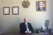 Հարցազրույց երեք ամիս առաջ Ֆրեզնոյում նշանակված Հայաստանի նոր պատվո հյուպատոս Պերճ Աբգարյանի հետ