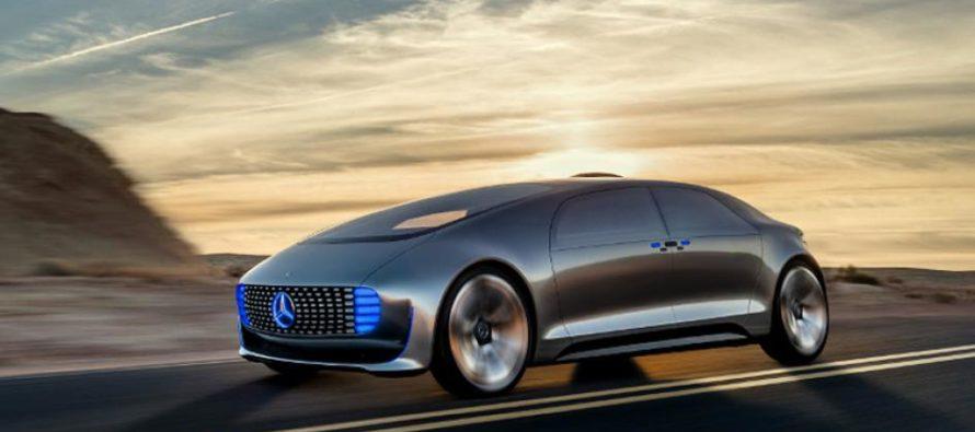 Mercedes-ը ներկայացրել է ինքնակառավարմամբ էկոլոգիապես մաքուր մեքենա CES 2015 ցուցահանդեսում