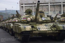 Ռուսաստան-Վրաստան-Հայաստան ռազմական տրանզիտի վերաբերյալ վրդովմունք Բաքվում
