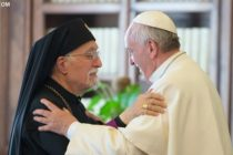 Պապն ընդունել է Հայ Կաթողիկե եկեղեցու հոգևորականներին