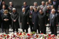 Հայաստանն անցկացրեց Հայոց Ցեղասպանության 100-ամյա տարելիցի զգացմունքային արարողություն
