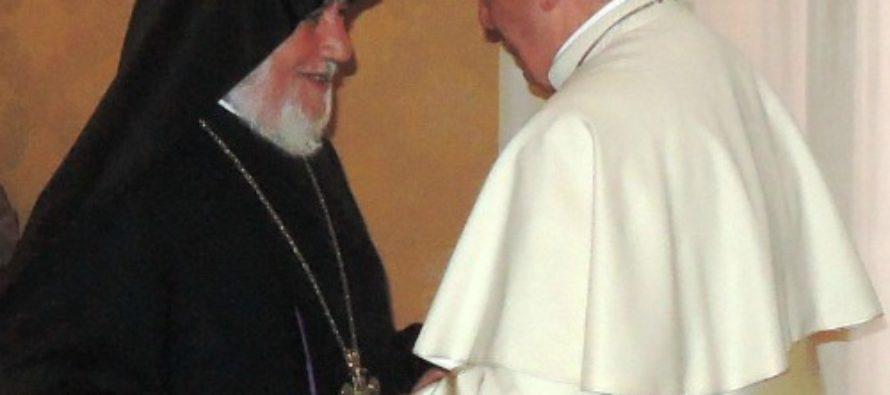 Հռոմի Պապը Հայաստան է այցելում՝ ընդգծելու քրիստոնյաների միասնությունը