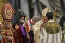 Հռոմի պապի այցը Հայաստան սիրո և երախտագիտության վկայություն է