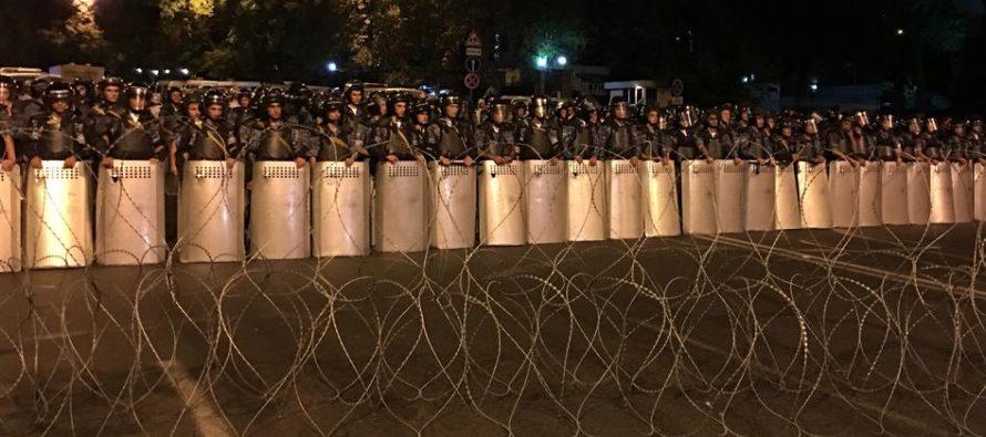 Հայաստանում ոստիկանության բռնությունների հարցով հետաձգված արդարադատություն