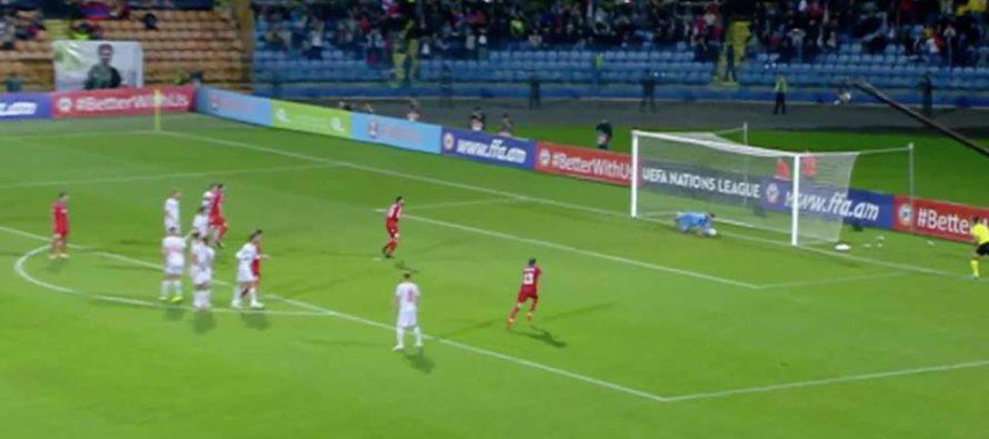 Ֆուտբոլի երկրպագուները կասկածներ ունեն Հայաստան-Մակեդոնիա խաղը վերադիտելուց հետո