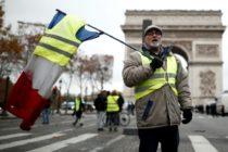 Մակրոն հրաժարվում է զուգահեռներ անցկացնել ֆրանսիական «դեղին անթև բաճկոնների» բողոքի ցույցերի և Բրեքզիթի միջև