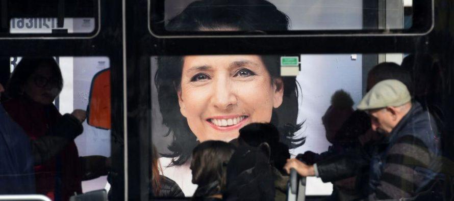 Վրաստանի նախագահական ընտրարշավը խարխլում է ժողովրդավարության հիմքերը