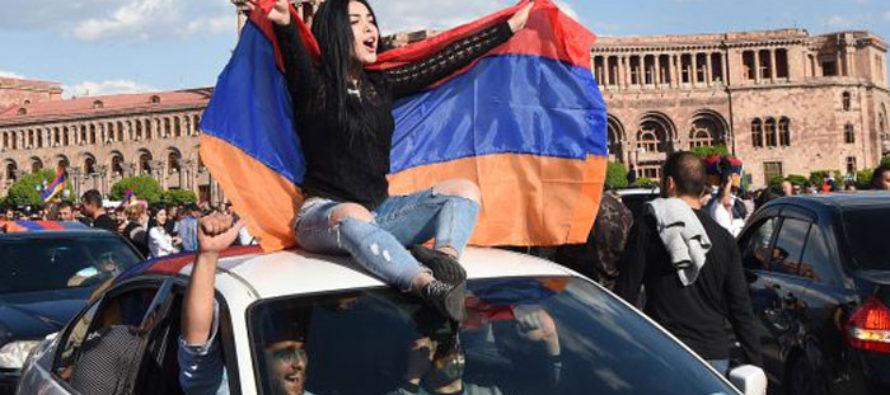 Հայկական հեղափոխությունը, որը մնաց աննկատ