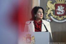 Փոփոխություն Կովկասում. Վրաստանն ապագային նայում է նախագահ Զուրաբիշվիլիի ղեկավարության ներքո
