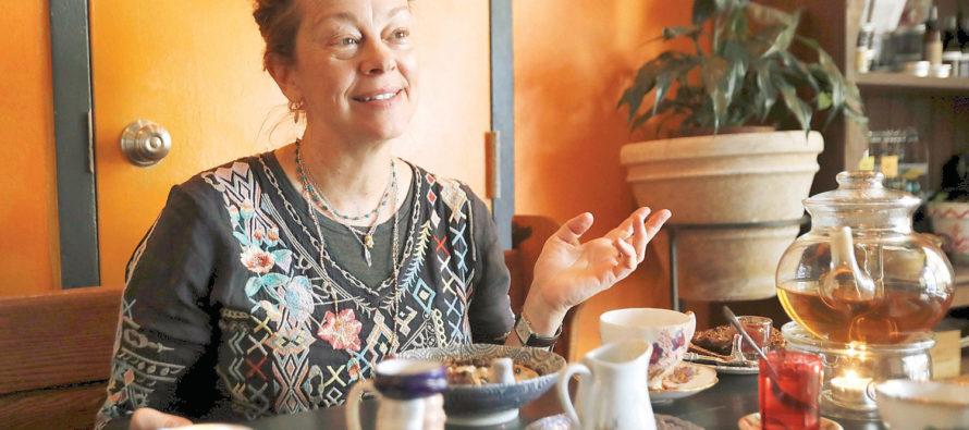Հայ կանանց արվեստի լուսաբանումը Սյուզի Բենք Բաումի հետ
