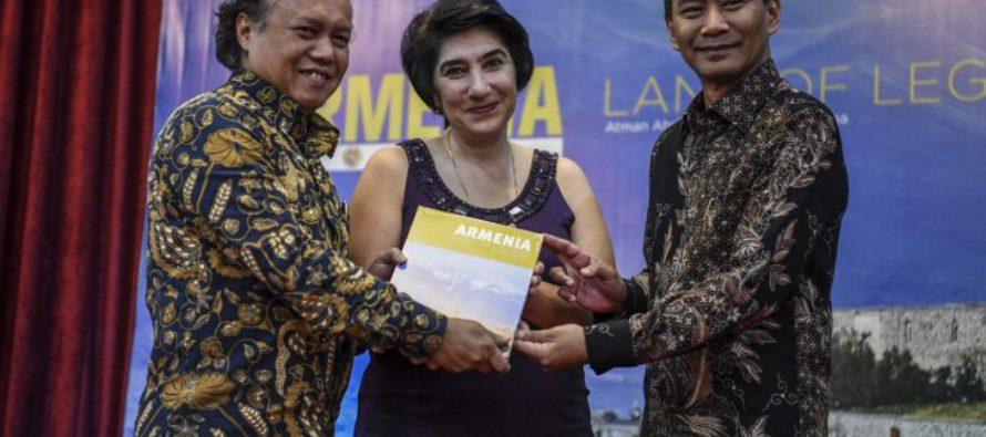 Ինդոնեզական գործակալությունը հրատարակել է «Հայաստան. լեգենդի երկիր» ֆոտոգիրքը