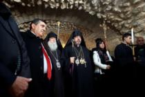 Սուրբ ծնունդն աշխարհում ամենավերջինը տոնում է Երուսաղեմի հայ եկեղեցին