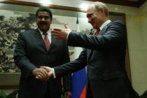 Վենեսուելական ժգնաժամ․ Մոսկվան ընդդեմ Վաշինգտոնի