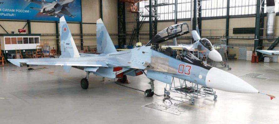 Հայաստանը հաստատել է ձեռք բերած 4-ից բացի Ռուսաստանից նորՍու-30ՍՄ-եր գնելու ծրագիրը
