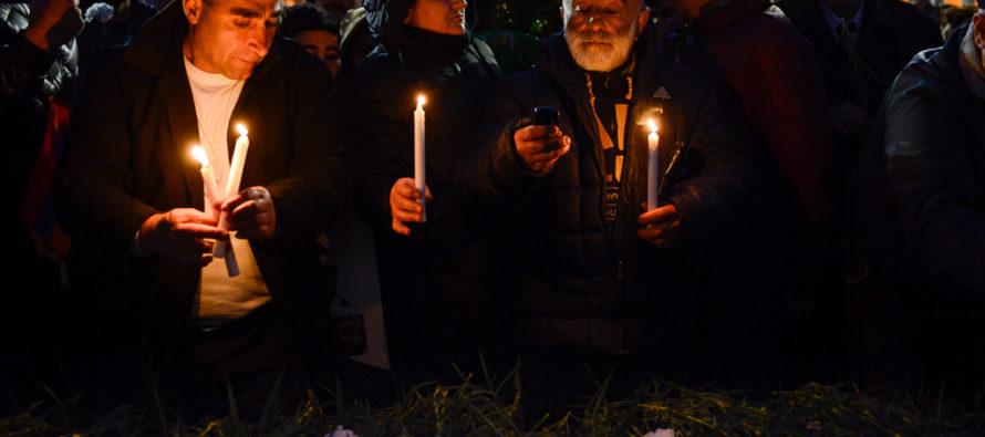 Հայաստանը հարգանքի տուրք է մատուցում հին ռեժիմի զոհերին