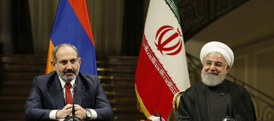 Հայաստանի վարչապետը բանակցում է Թեհրանում