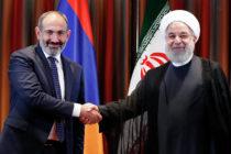 Իրանն ու Հայաստանը առաջարկում են գազի տրանզիտ դեպի Վրաստան
