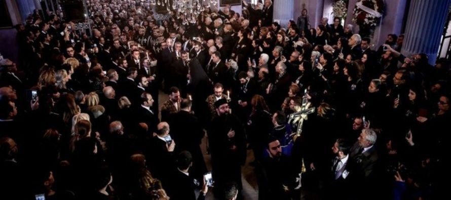 Հանգուցյալ հայ պատրիարքի հրաժեշտի օրը