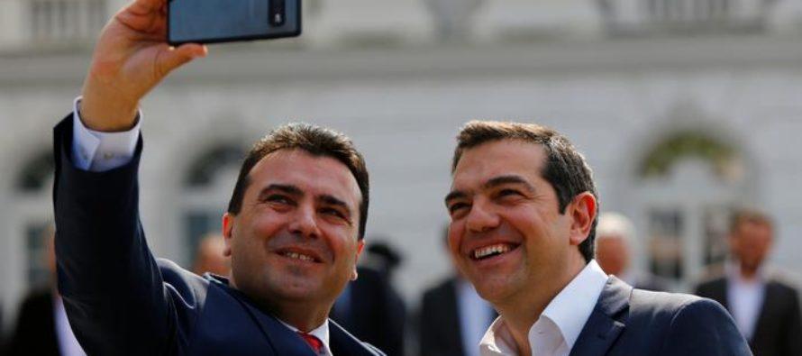 Հունաստանի և Հյուսիսային Մակեդոնիայի «սելֆի դիվանագիտությունը»