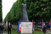 Ֆրանսիայում ընթանում է Հայոց ցեղասպանությանը նվիրված առաջին պաշտոնական հիշատակումը
