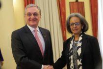 ՀՀ-ն մտադիր է խթանել գործակցությունը Եթովպիայի հետ ՏՏ ոլորտում