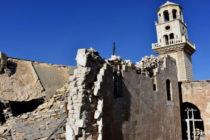 Հալեպի վերանորոգված հայկական եկեղեցում առաջին պատարագն է մատուցվել